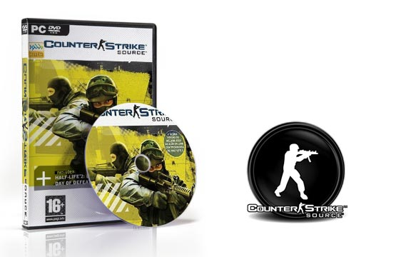 Download the full series game Counter Strike Source Counter Strike Source