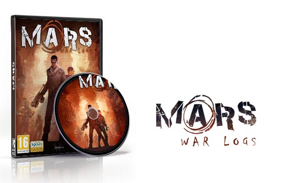 Download Games for Xbox360 and PS3 war Mars Mars War Logs