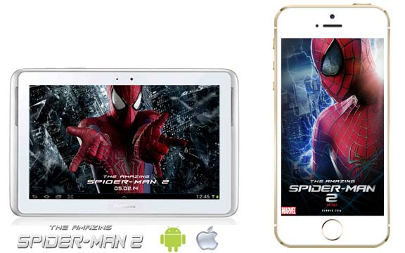 Download The Amazing Spider-Man 2 Spider-Man game for iPhone and Android