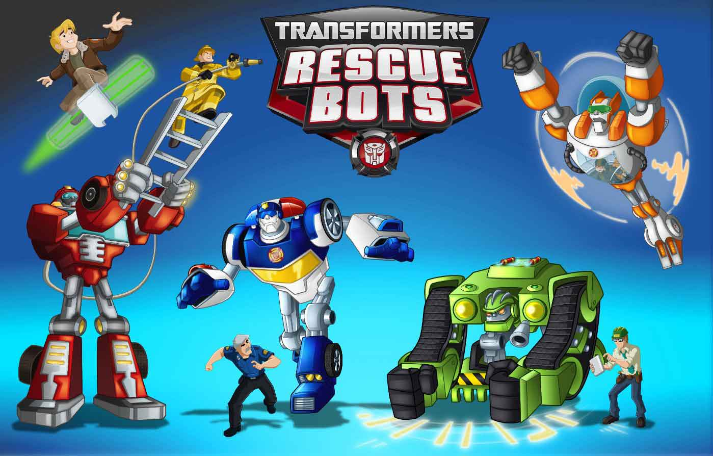 Transformers Rescue Bots