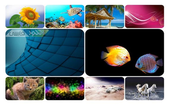 دانلود Incredible Mixed Wallpapers Set 231 والپیپرمجوعه 231