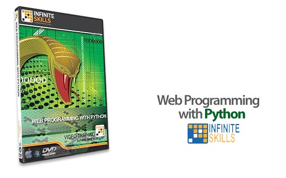 تریلر فیلم آموزشی Web Programming With Python Training Video