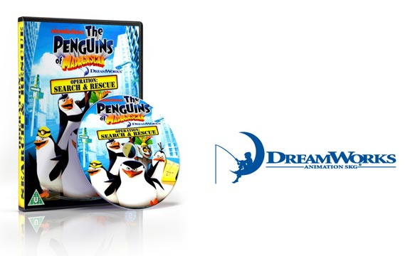 تریلر انیمیشن Penguins Of Madagascar Operation Search and Rescue