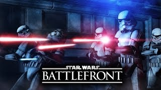 تریلر بازی Star Wars Battlefront