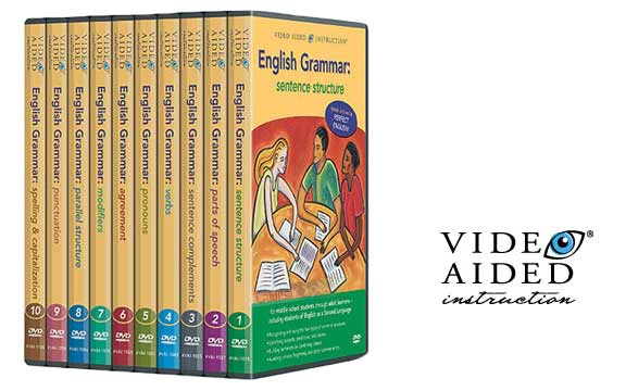 تریلر فیلم آموزشی The Complete English Grammar Video Tutorial Series
