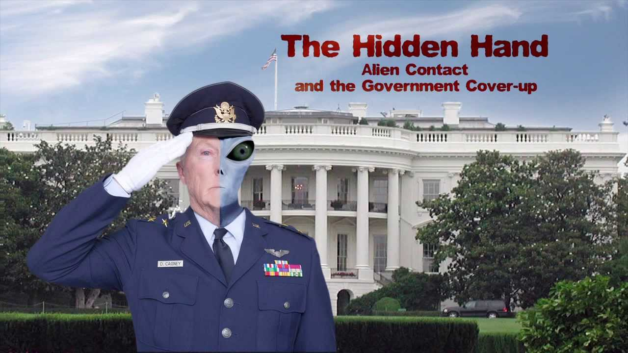 تریلر مستند The Hidden Hand Alien Contact and the Government Cover-up