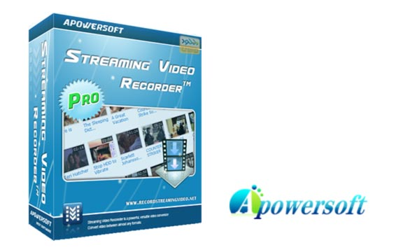 دانلود نرم افزار Apowersoft Streaming Video Recorder