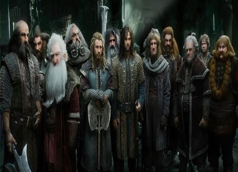 تریلر فیلم The Hobbit The Battle of the Five Armies 2014