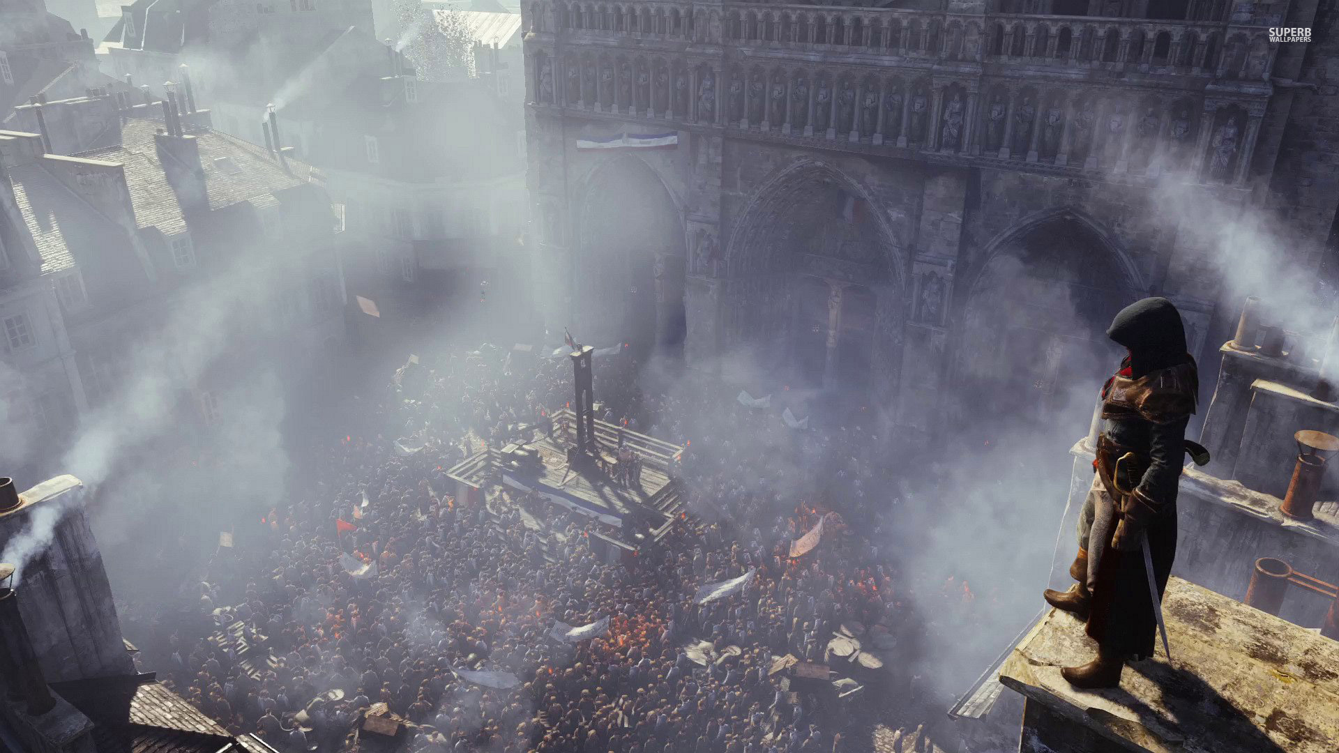 Assassins Creed Unity E3