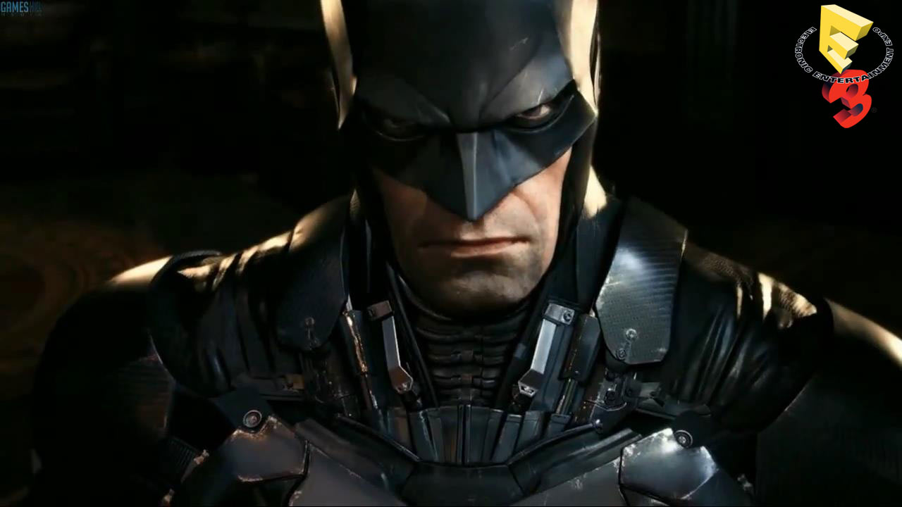 Batman:Arkham Knight E3