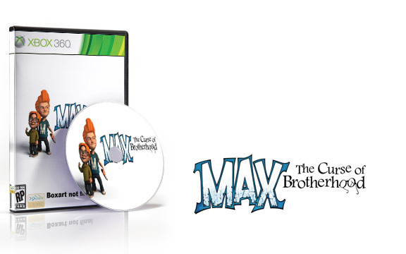 دانلود بازی Max The Curse of Brotherhood برای Xbox 360
