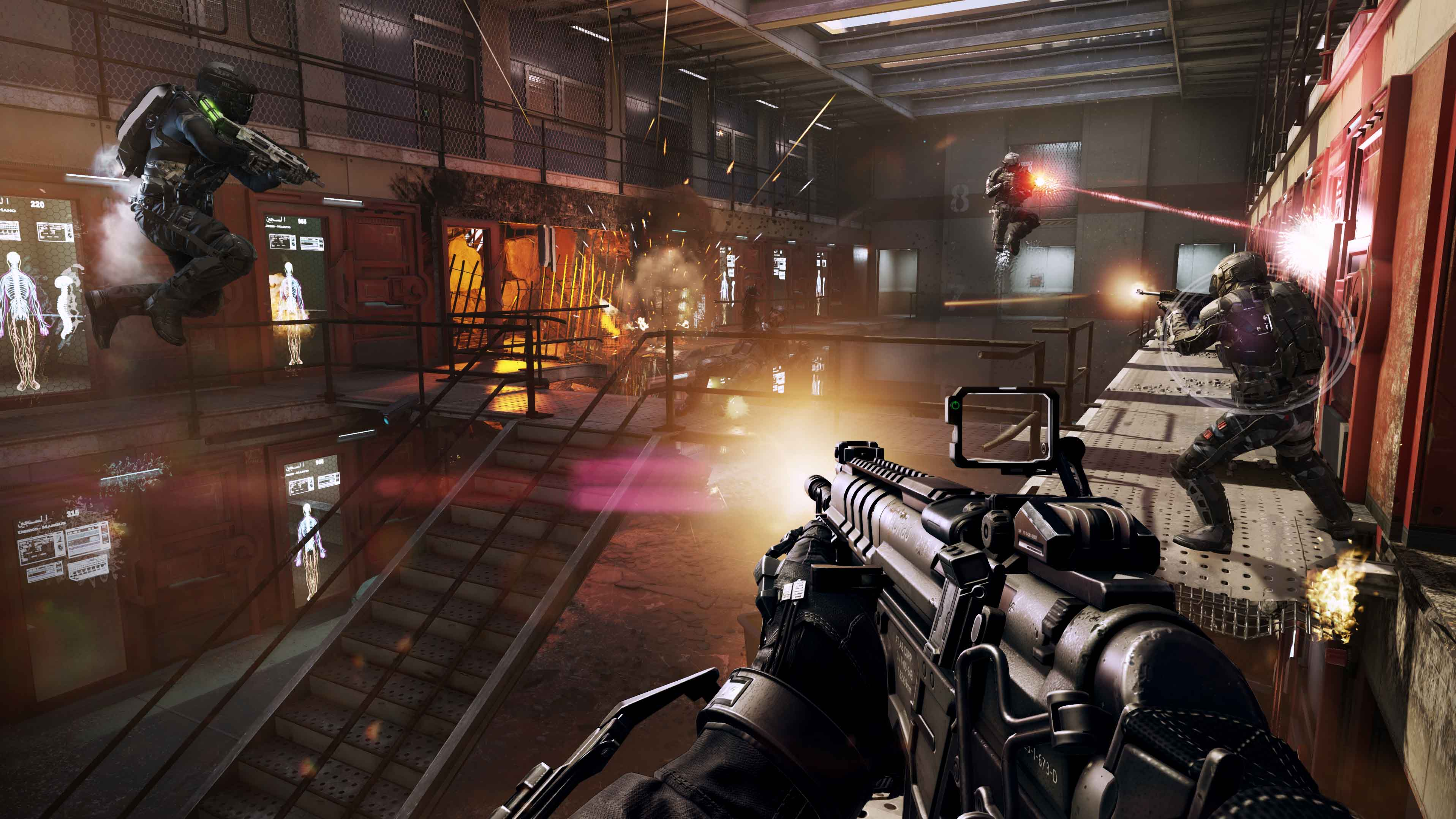 تریلر جدید بازی 2014 Call of Duty Advanced Warfare