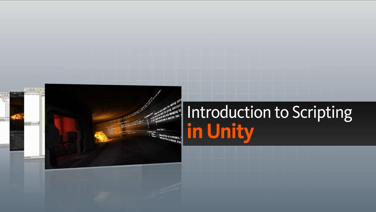 تریلر فیلم آموزشی Introduction to Scripting in Unity