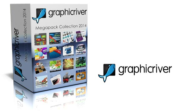Download Graphicriver Megapack Collection Graphic Collection