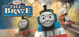 تریلر کارتون Thomas and Friends Tale of the Brave 2014