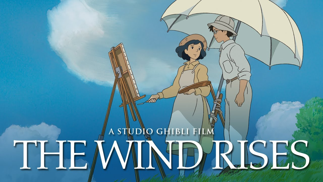 Image result for انیمیشن د The Wind Rises 2013
