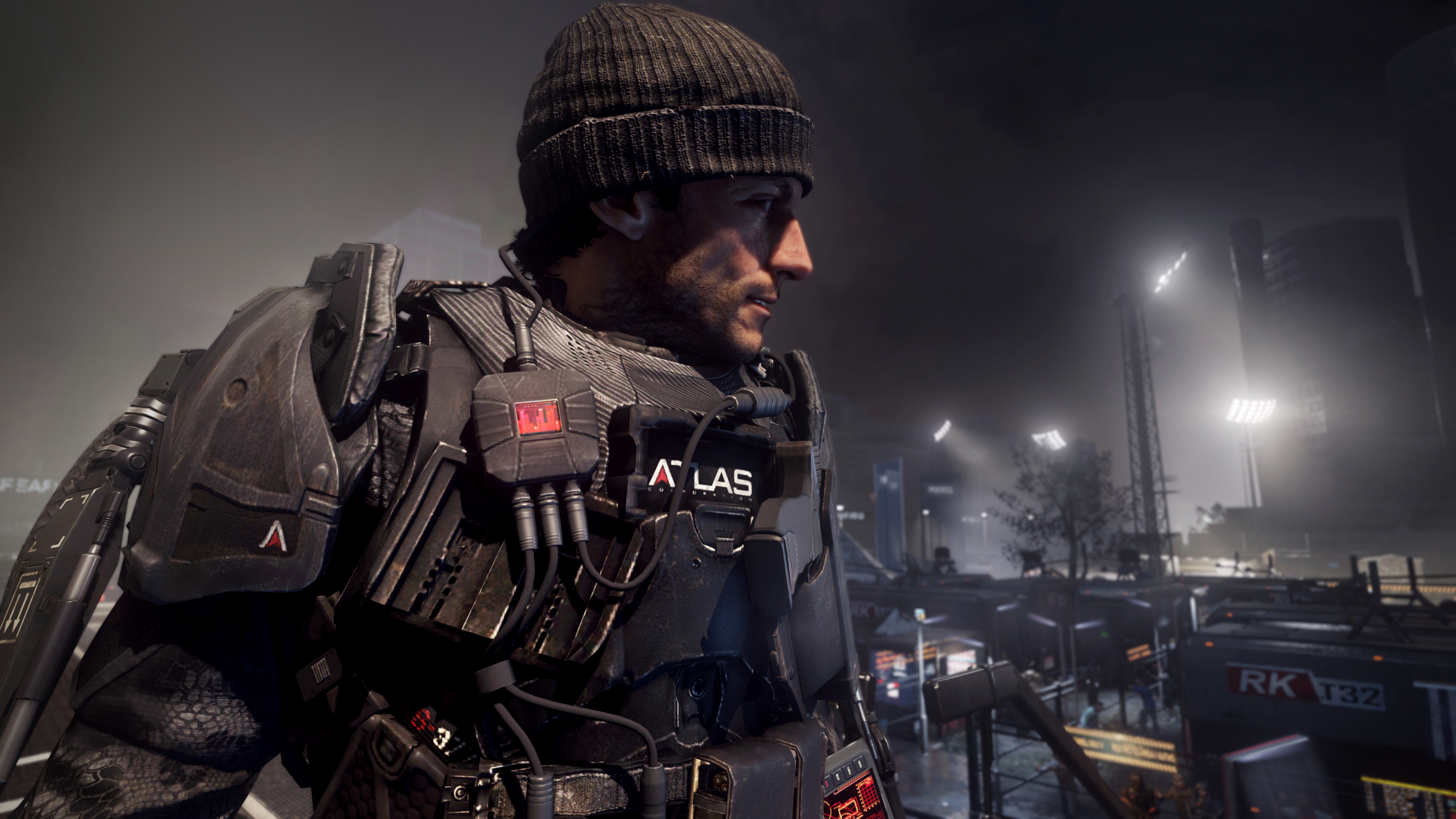 Call Of Duty : Advance Warfighter E3