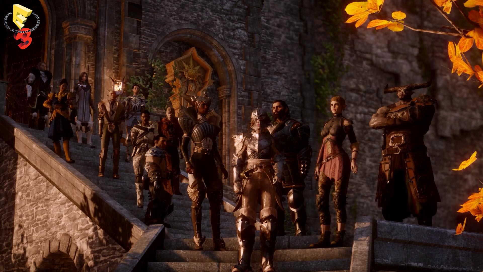 Dragon Age Inquisition E3 2014